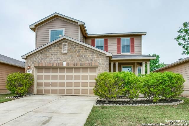 3503 Krie Highlands, San Antonio, TX 78245 (MLS #1521156) :: Carolina Garcia Real Estate Group