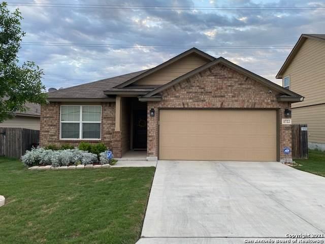 1722 Laurel Pathway, San Antonio, TX 78245 (MLS #1521160) :: 2Halls Property Team | Berkshire Hathaway HomeServices PenFed Realty