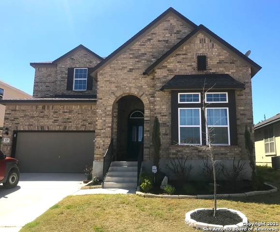 639 Hidden View St, New Braunfels, TX 78130 (MLS #1521162) :: The Gradiz Group