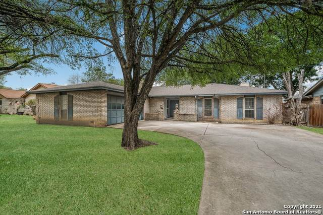 13122 Larkyorke St, San Antonio, TX 78233 (MLS #1521170) :: 2Halls Property Team | Berkshire Hathaway HomeServices PenFed Realty