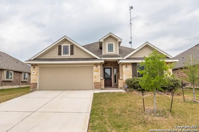 854 Serene Hills, New Braunfels, TX 78130 (MLS #1521176) :: Carolina Garcia Real Estate Group
