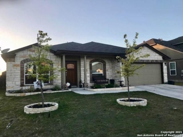 861 Cypress Ml, New Braunfels, TX 78130 (MLS #1521180) :: Carolina Garcia Real Estate Group