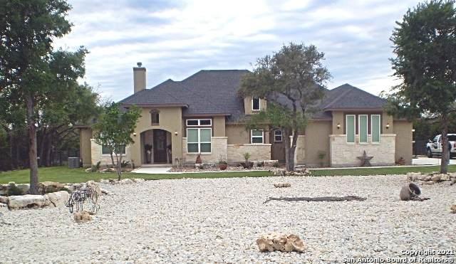 619 Rittimann Rd, Spring Branch, TX 78070 (MLS #1521207) :: Carolina Garcia Real Estate Group