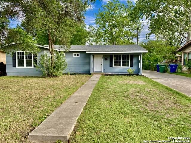 142 E Palfrey St, San Antonio, TX 78223 (MLS #1521211) :: Alexis Weigand Real Estate Group