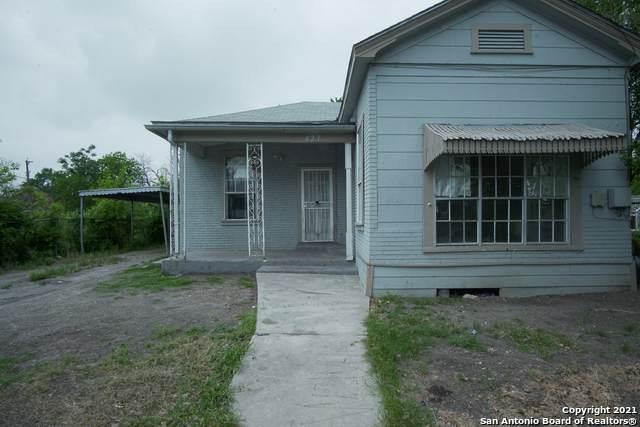 427 S Pine St, San Antonio, TX 78203 (MLS #1521213) :: The Lopez Group