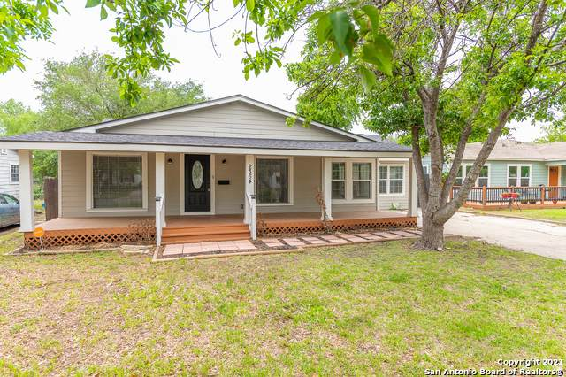 2364 W Mulberry Ave, San Antonio, TX 78201 (MLS #1521220) :: 2Halls Property Team | Berkshire Hathaway HomeServices PenFed Realty