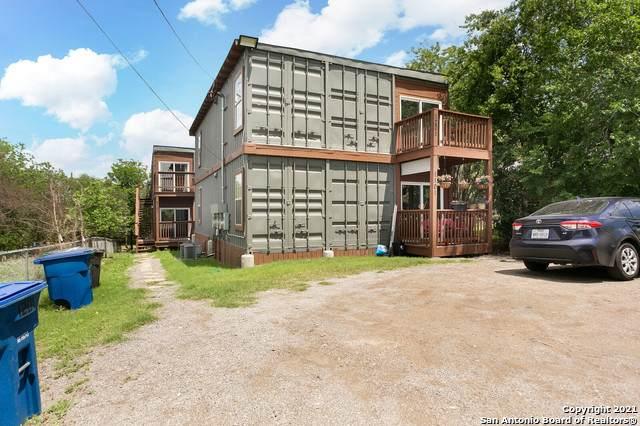 235 Jemison St, San Antonio, TX 78203 (MLS #1521241) :: The Real Estate Jesus Team