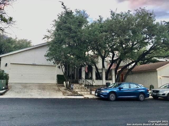 3543 Wellsprings Dr, San Antonio, TX 78230 (MLS #1521340) :: The Glover Homes & Land Group