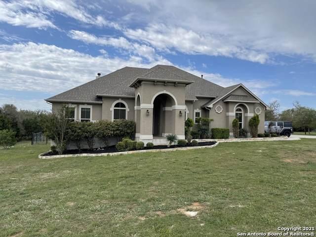 1537 Tramonto, New Braunfels, TX 78132 (MLS #1521350) :: JP & Associates Realtors