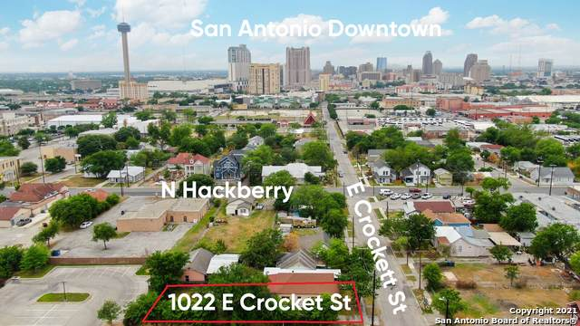 1022 E Crockett St, San Antonio, TX 78202 (MLS #1521409) :: The Lugo Group