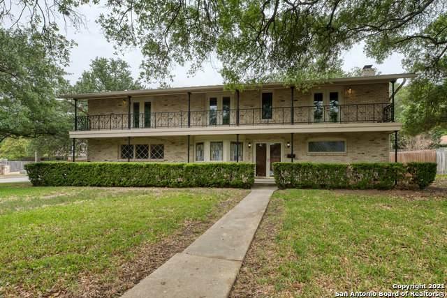 182 Treasure Way, San Antonio, TX 78209 (MLS #1521424) :: Williams Realty & Ranches, LLC