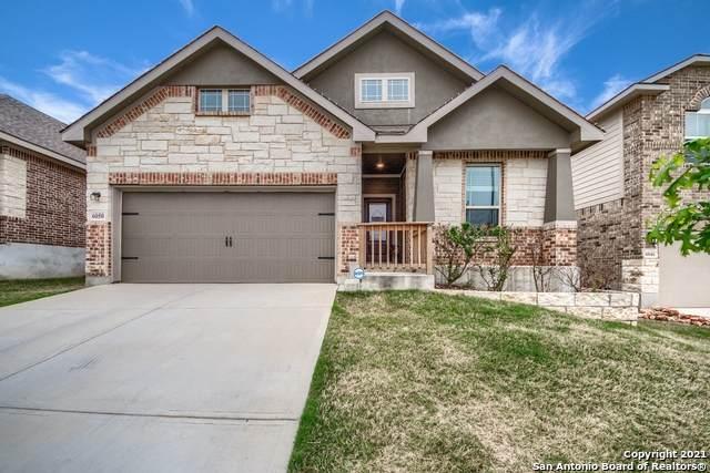 6050 Akin Circle, San Antonio, TX 78261 (MLS #1521451) :: The Gradiz Group