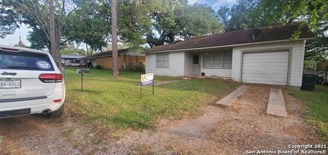 603 E Hamilton St, Cuero, TX 77954 (MLS #1521458) :: The Mullen Group | RE/MAX Access