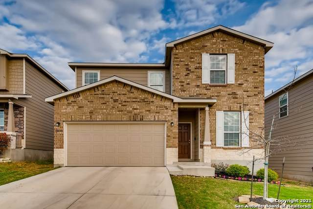 10430 Castello Canyon, Helotes, TX 78254 (MLS #1521460) :: Real Estate by Design