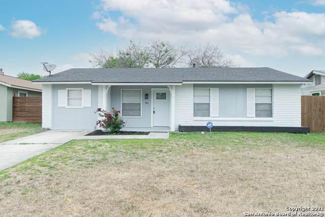 4911 Melvin Dr, San Antonio, TX 78220 (MLS #1521469) :: The Real Estate Jesus Team