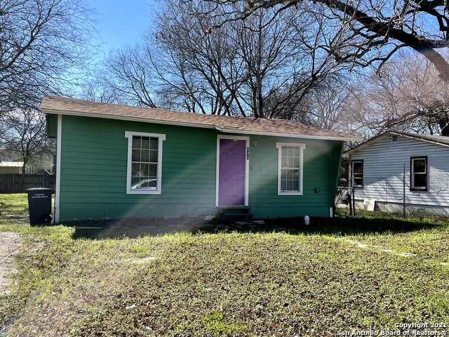 630 Corliss, San Antonio, TX 78220 (MLS #1521564) :: The Glover Homes & Land Group
