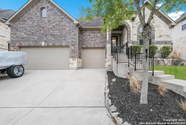 3814 Forsythia, San Antonio, TX 78261 (MLS #1521565) :: The Real Estate Jesus Team