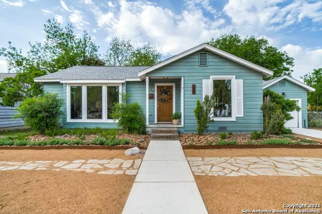 164 Chevy Chase Dr, San Antonio, TX 78209 (MLS #1521587) :: The Real Estate Jesus Team