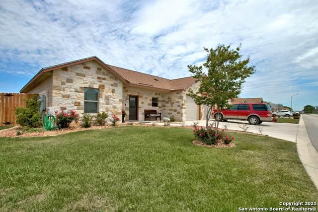 120 Navarro Crossing 2A, Seguin, TX 78155 (MLS #1521614) :: The Gradiz Group