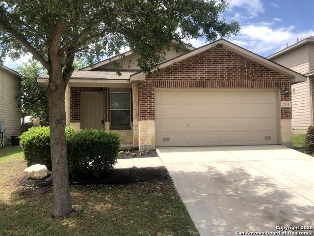 2911 Candleside Dr, San Antonio, TX 78244 (MLS #1521646) :: The Lopez Group