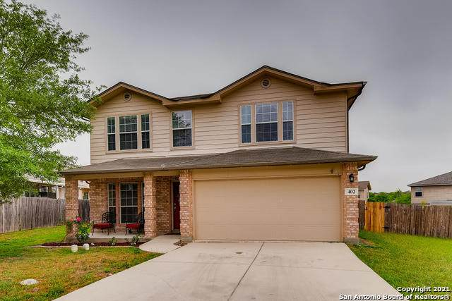 402 Reba, Converse, TX 78109 (MLS #1521657) :: Williams Realty & Ranches, LLC