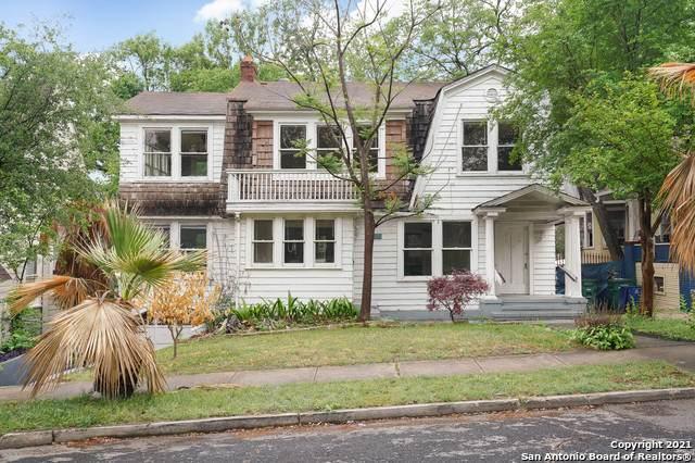 348 E Huisache Ave, San Antonio, TX 78212 (MLS #1521691) :: 2Halls Property Team | Berkshire Hathaway HomeServices PenFed Realty