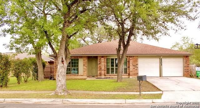 4803 Shade Crk, San Antonio, TX 78238 (MLS #1521705) :: The Mullen Group | RE/MAX Access