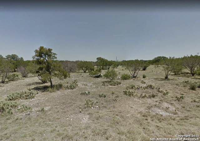 LOT K1079 White Tail, Horseshoe Bay, TX 78657 (MLS #1521707) :: The Curtis Team