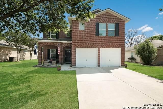 15838 Blue Sky Rd, Selma, TX 78154 (MLS #1521716) :: The Gradiz Group