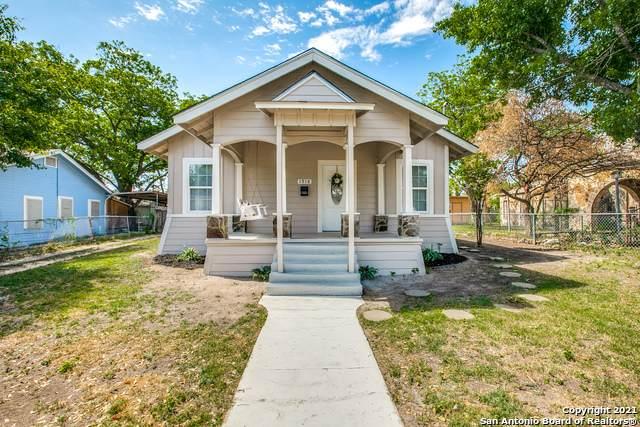 1918 W Wildwood Dr, San Antonio, TX 78201 (MLS #1521719) :: BHGRE HomeCity San Antonio