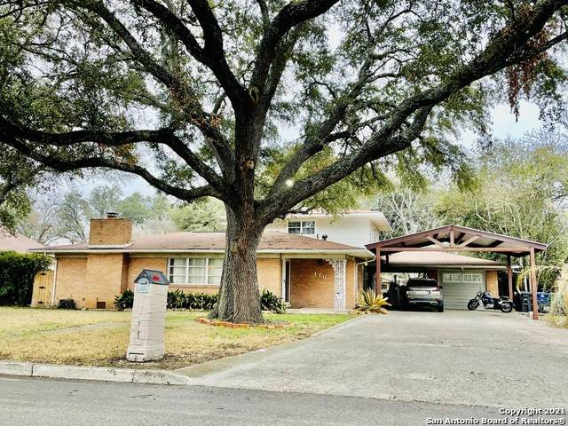 110 Audrey Alene Dr, San Antonio, TX 78216 (MLS #1521741) :: Keller Williams Heritage