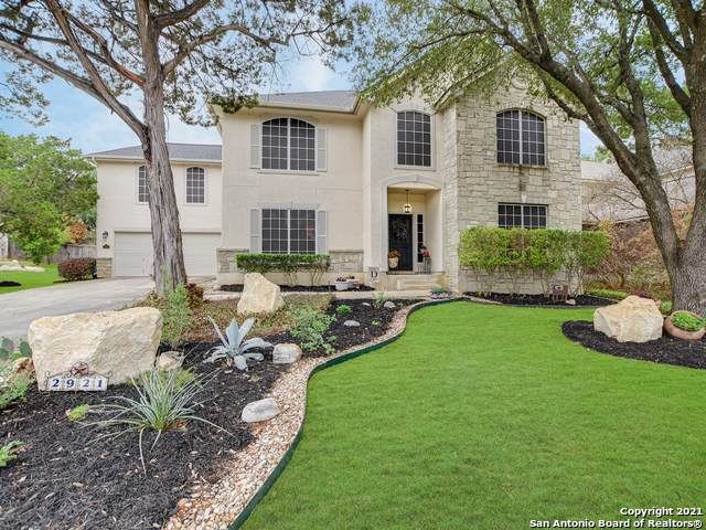 2921 Mccaskey Ridge, San Antonio, TX 78258 (MLS #1521744) :: 2Halls Property Team | Berkshire Hathaway HomeServices PenFed Realty
