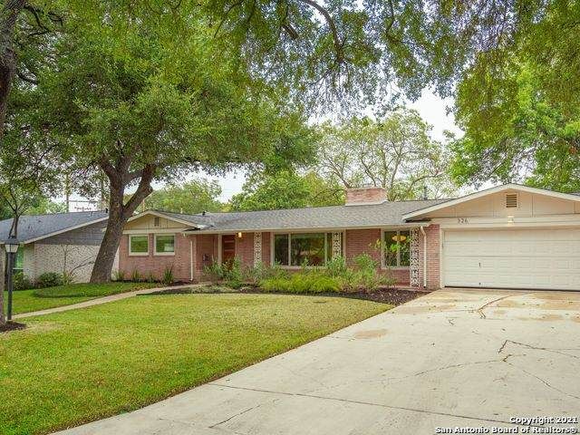 326 Rockhill Dr, San Antonio, TX 78209 (MLS #1521748) :: 2Halls Property Team | Berkshire Hathaway HomeServices PenFed Realty