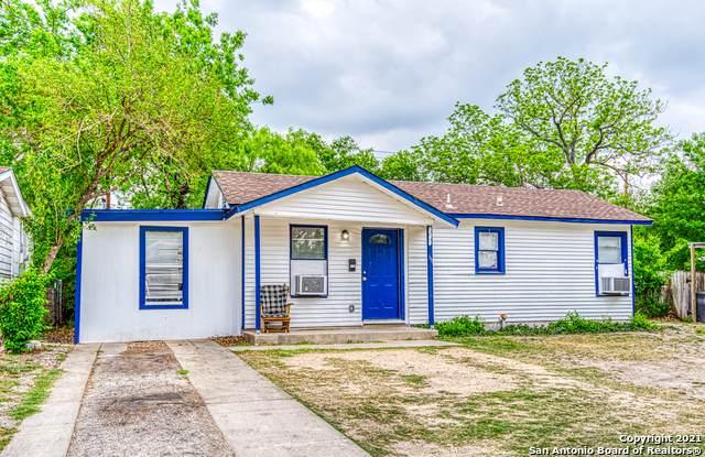 111 Kipling Ave, San Antonio, TX 78223 (MLS #1521773) :: JP & Associates Realtors