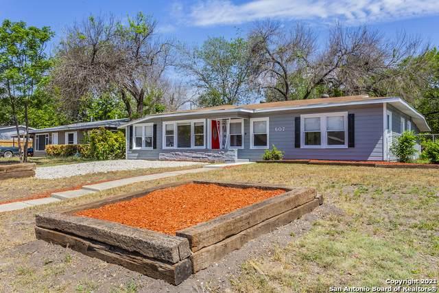 607 John Adams Dr, San Antonio, TX 78228 (MLS #1521823) :: The Mullen Group | RE/MAX Access