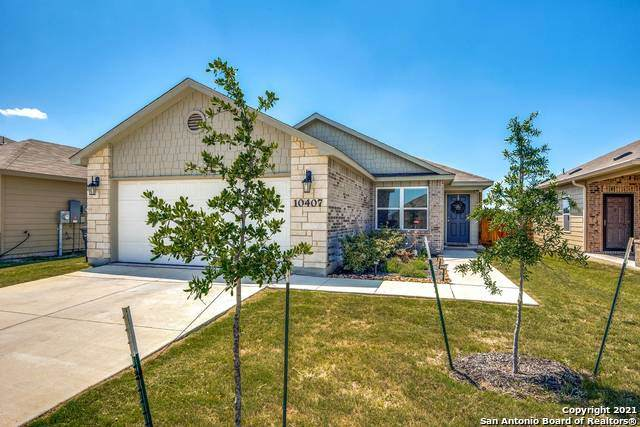 10407 Big Spring Ln, San Antonio, TX 78223 (MLS #1521825) :: Tom White Group