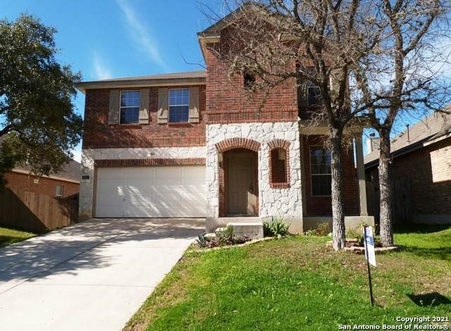1027 Caprese Ln, San Antonio, TX 78253 (MLS #1521826) :: Keller Williams Heritage