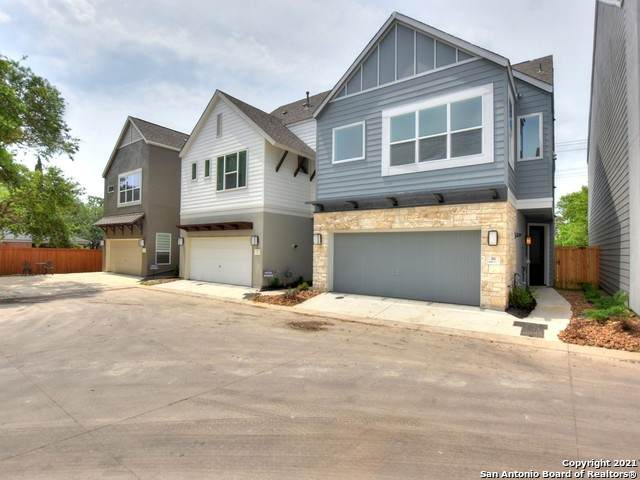 5843 Whitby Rd. Unit #6, San Antonio, TX 78240 (MLS #1521838) :: The Mullen Group | RE/MAX Access