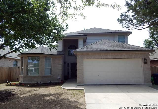 8706 Redwood Bend, Helotes, TX 78023 (MLS #1521845) :: REsource Realty