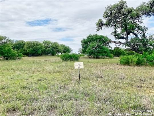 LOT 554 Palomino Spgs, Bandera, TX 78003 (MLS #1521852) :: Tom White Group