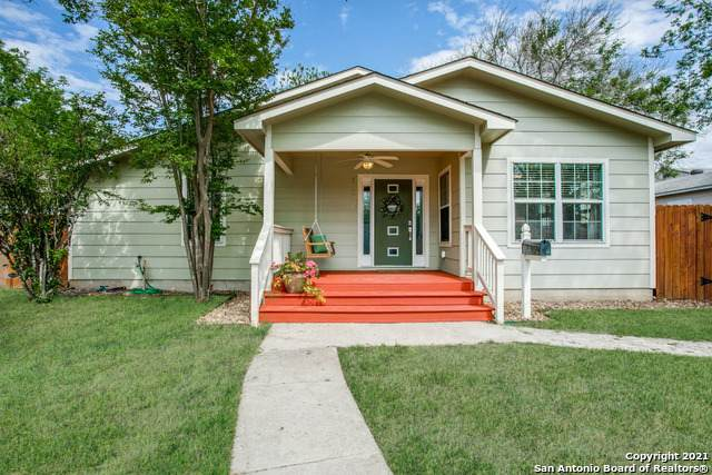 122 W Meadowlane Dr, San Antonio, TX 78209 (MLS #1521865) :: Keller Williams Heritage