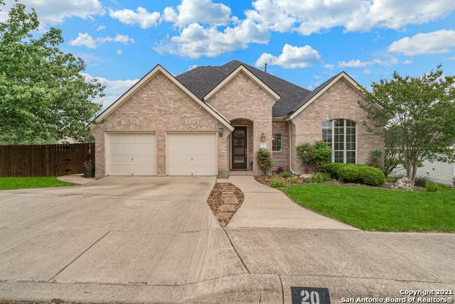 20 Montaigne, San Antonio, TX 78258 (MLS #1521877) :: Keller Williams Heritage
