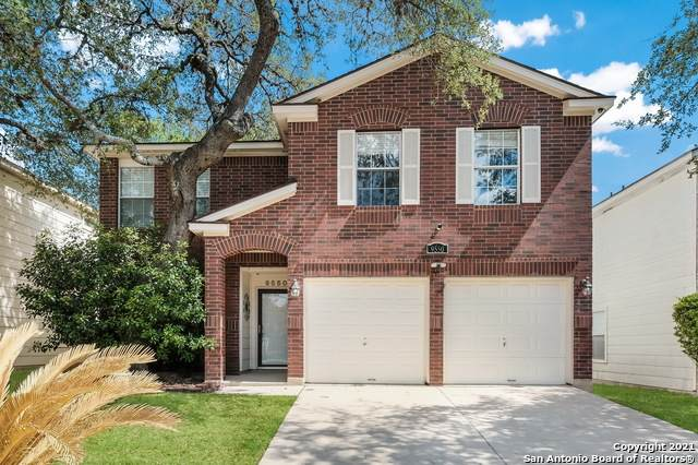 9550 Vallecito Pass, San Antonio, TX 78250 (MLS #1521940) :: 2Halls Property Team | Berkshire Hathaway HomeServices PenFed Realty