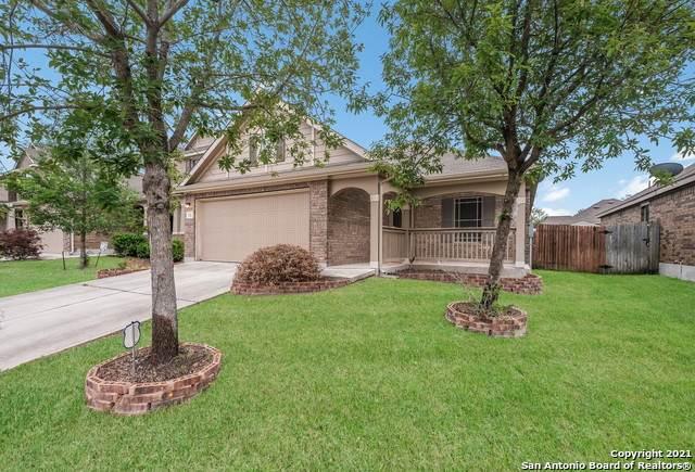 521 Saddlehorn Way, Schertz, TX 78108 (MLS #1521969) :: REsource Realty