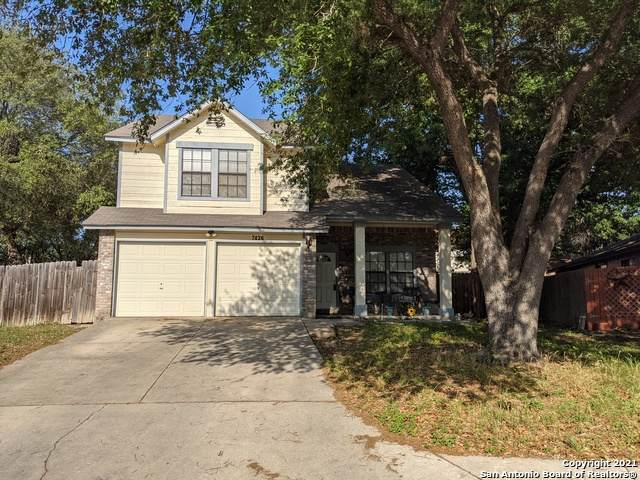 7426 Sunscape Way, San Antonio, TX 78250 (MLS #1522029) :: 2Halls Property Team | Berkshire Hathaway HomeServices PenFed Realty