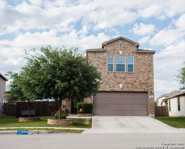 2223 Verde Cyn, San Antonio, TX 78224 (MLS #1522067) :: 2Halls Property Team | Berkshire Hathaway HomeServices PenFed Realty