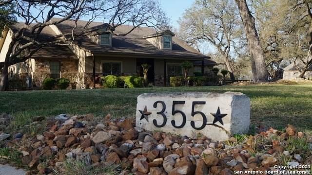 355 Winding View, New Braunfels, TX 78132 (MLS #1522077) :: Tom White Group
