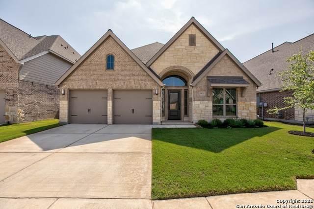 9122 Warp Dr, San Antonio, TX 78254 (MLS #1522092) :: Keller Williams Heritage