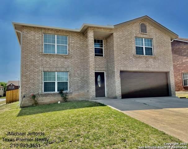 1403 Butler Dr, San Antonio, TX 78251 (MLS #1522103) :: The Curtis Team
