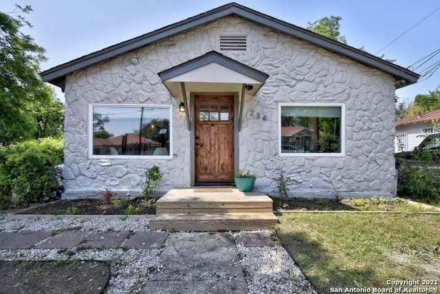 234 Bank, San Antonio, TX 78204 (MLS #1522113) :: The Lugo Group